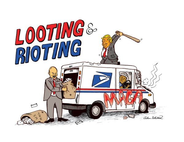 Looting & Rioting