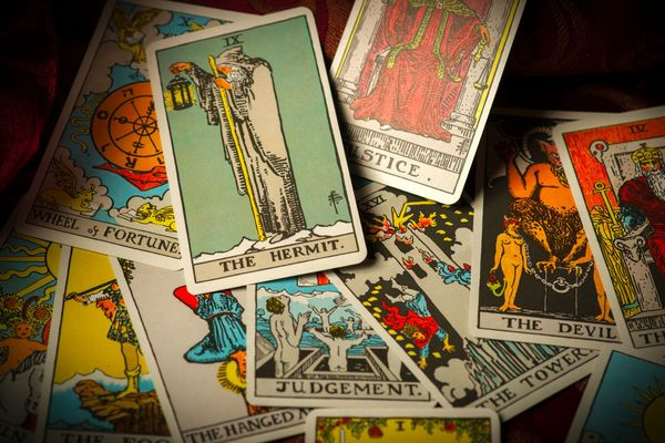 Tarot Time: Reflections